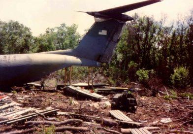 Downed C-141 SAR