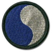 29th ID Insignia