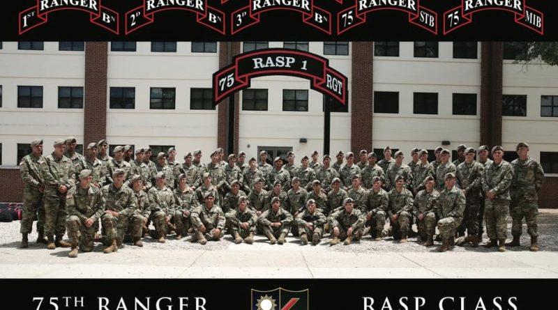 Congratulations To RASP Class 06-19