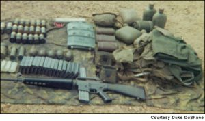 M79 Gunner Layout Ranger