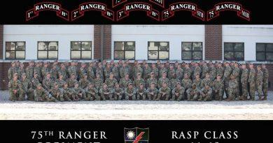 Congratulations RASP 1 Class 11-19