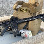 Rifle armor ammo