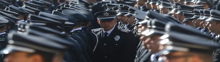 in todays complex world of law enforcement we need leaders not managers