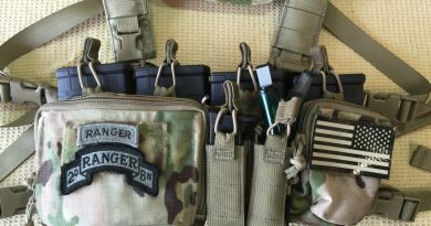 Disruptive Environments 7.62 Heavy Chest Rig