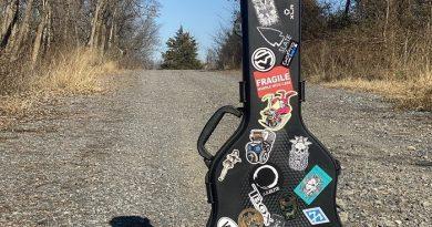 Have Guns, Will Travel – Savior Equipment's Ultimate Guitar Case